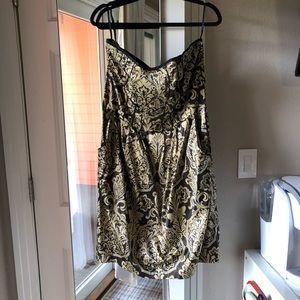 Torrid mini cocktail dress